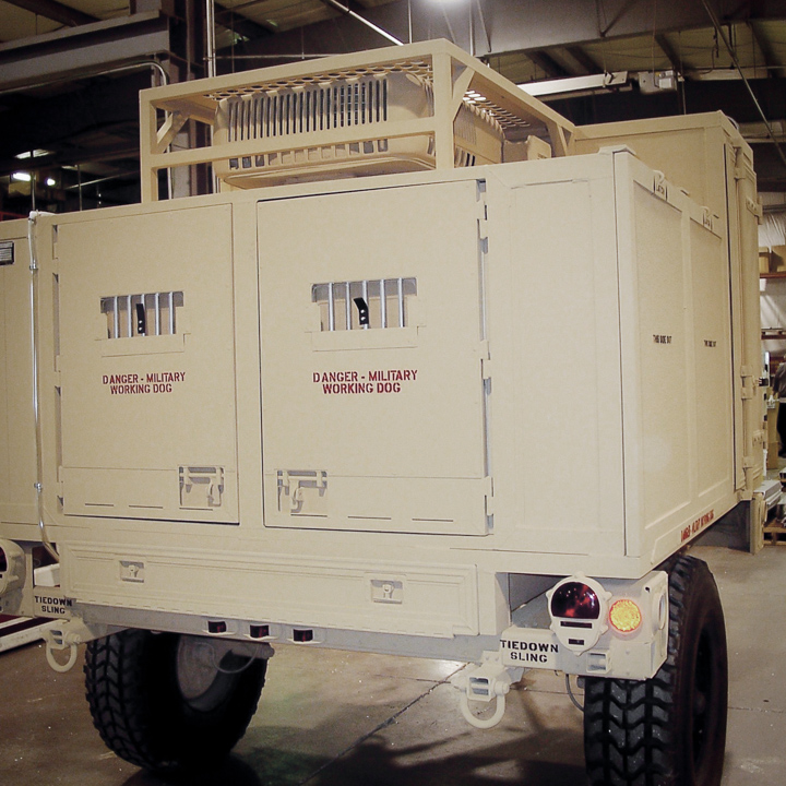 PROTECH® Armor Systems Vehicle Armor