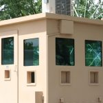 PROTECH® Armor Systems Guard Booth